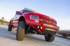 N-FAB Ford Raptor Build