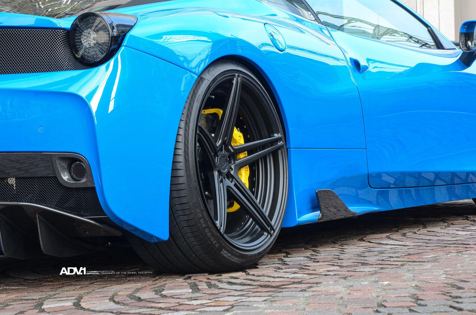 Ferrari 458 Italia | ADV.1 Wheels Ferrari 458 Speicale