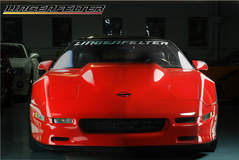 Lingenfelter 1993 Corvette ZR1 Wide-Body - Front