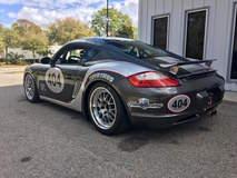 Autometrics Motorsports Spec Cayman on Forgeline GW3R Wheels