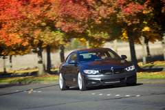 H&R 2014 BMW 428i M Sport Coupe