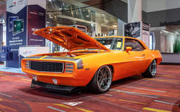 "Bent Metal Customs' ""Legacy"" '69 Camaro on Forgeline VX3C Wheels"