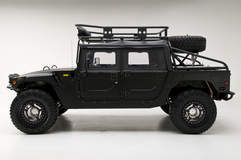 RCH Designs Custom Built Hummer H1 - Side Profile