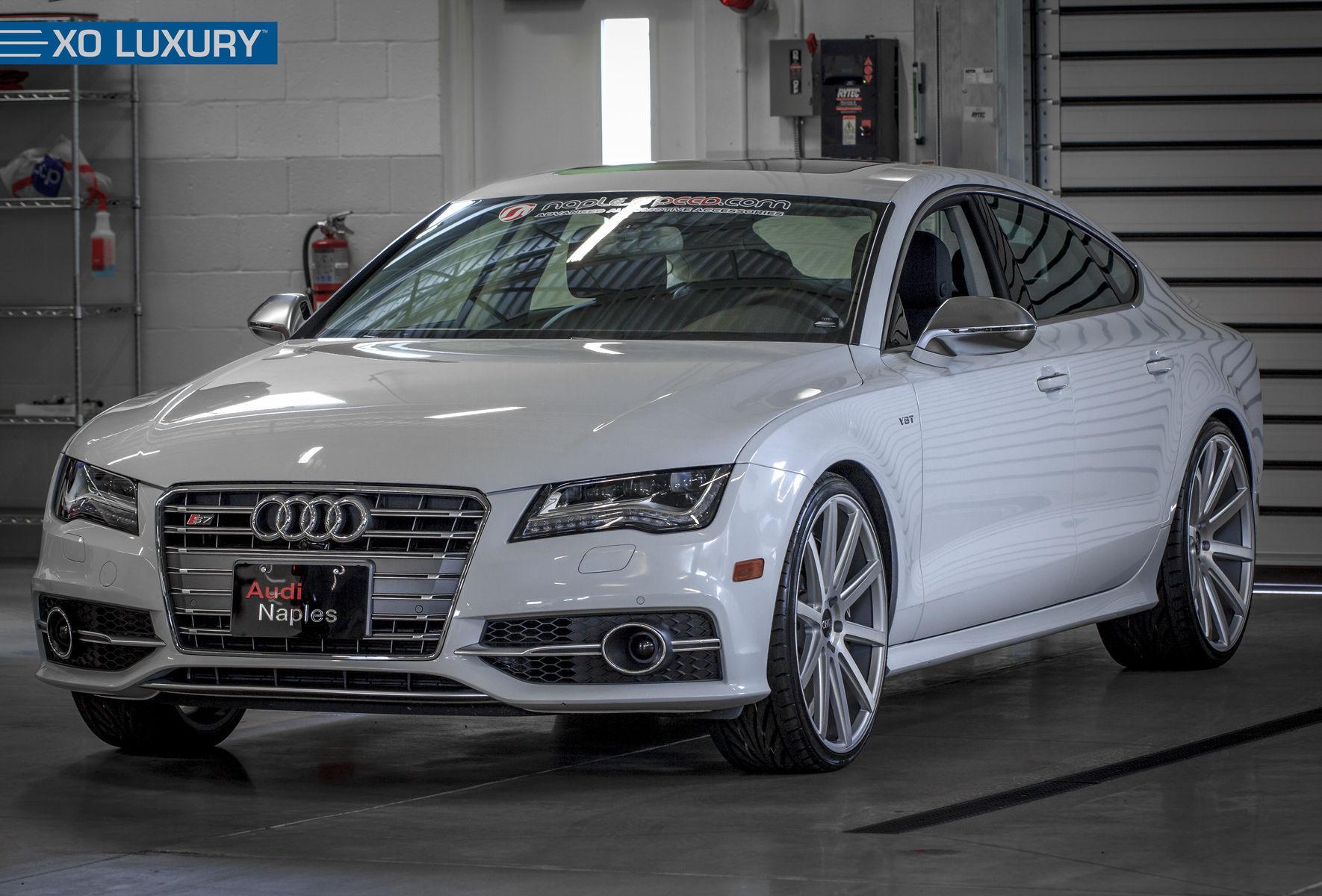 Audi RS7 | Audi - XO Luxury Tokyo