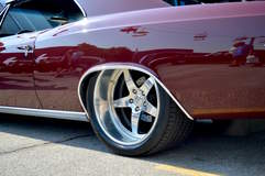 Mike Appio's '66 Chevelle on Forgeline SO3P Wheels