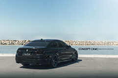 '12 BMW 550i on Concept One CS6.0's