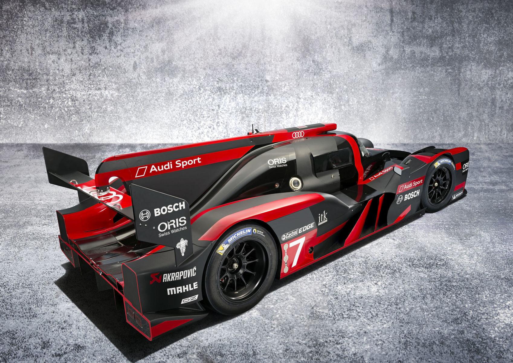 2016 Audi  | 2016 Audi R18 Le Mans Prototype