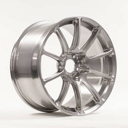 Wheel Wednesday: Forgeline's New GTD1 5-Lug One Piece Forged Monoblock Competition Wheel