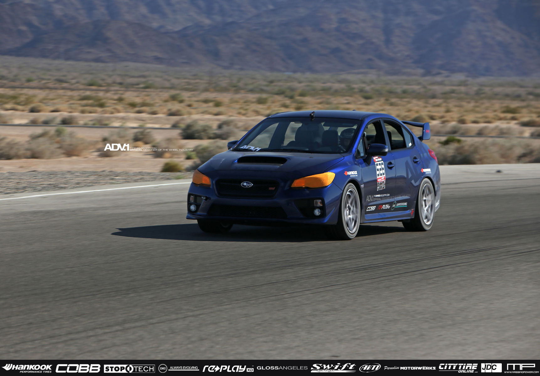 2015 Subaru WRX | SUBARU STI ADV5S REDLINE TIME ATTACK: ROUND 3 - CHUCKWALLA VALLEY RACEWAY - MAY 3
