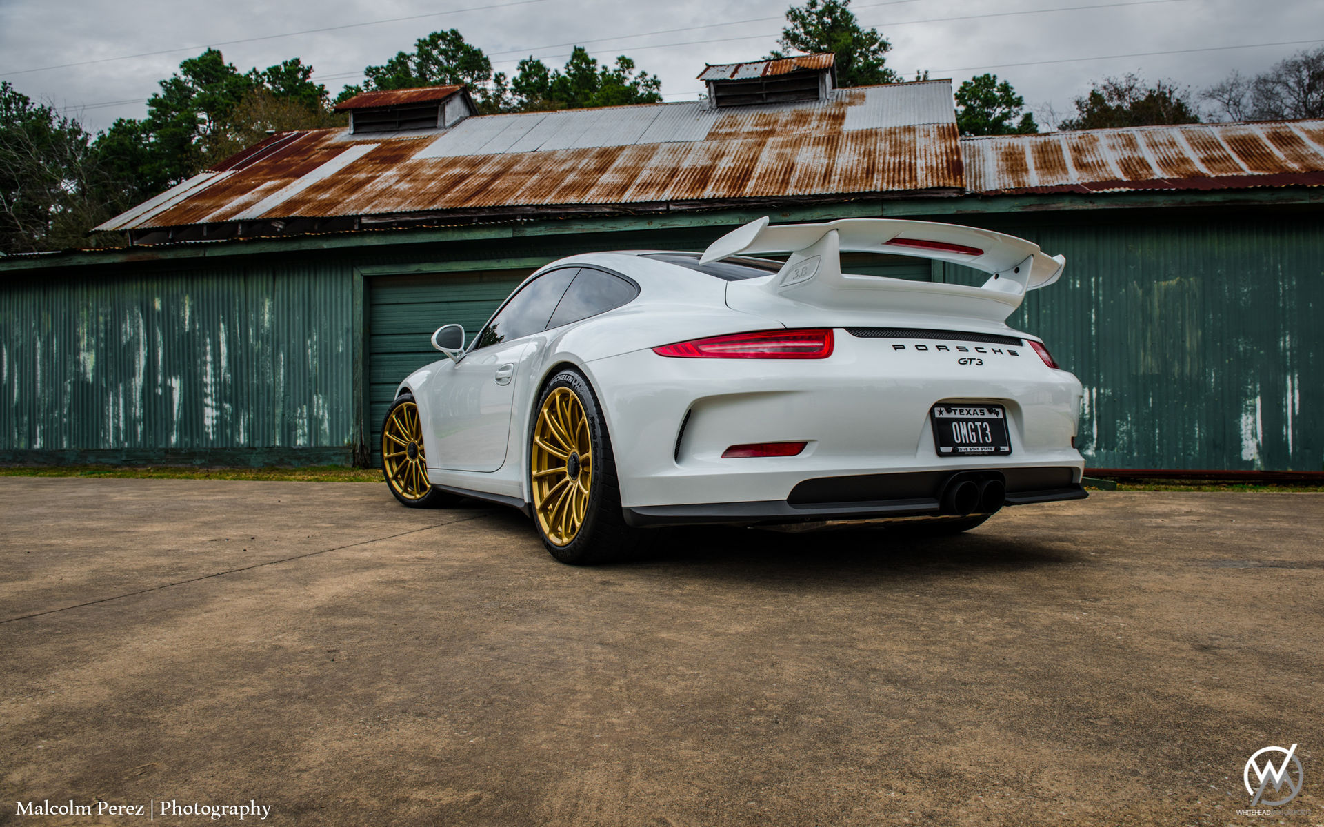 2015 Porsche 911 | Cody Whitehead's Porsche 991 GT3 on Forgeline One Piece Forged Monoblock GT1 Wheels
