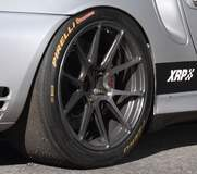 Projekt King Kong on GA1R Open Lug Wheels