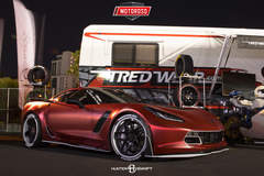 Tred Wear C7 Chevrolet Corvette Z06 - SEMA 2016