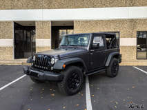 We wrapped this Jeep with XPEL STEALTH satin-finish clear bra