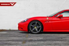 Ferrari Califonia on Vorsteiner on VSC-102