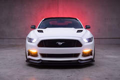 2015 Motoroso Ford Mustang Front With Lights
