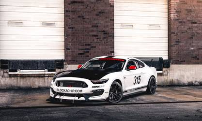 2018 Ford Mustang | Scott Forster's Ford Mustang FP350S on Forgeline One Piece Forged Monoblock GS1R Wheels