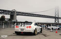 Rocket Bunny Nissan GT-R
