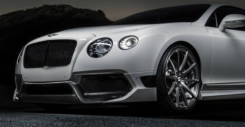 Bentley BR10-RS Front Bumper