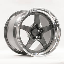 New Forgeline Three Piece GF3 Open Lug Wheel