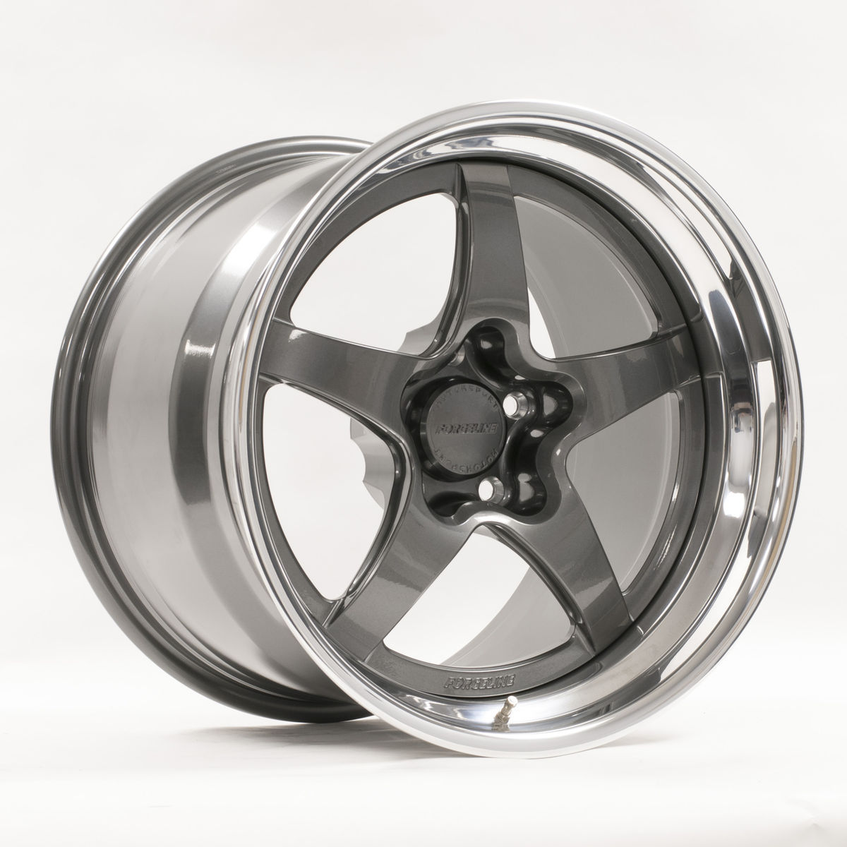 | New Forgeline Three Piece GF3 Open Lug Wheel