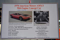 AMC AMX/3- Storyboard