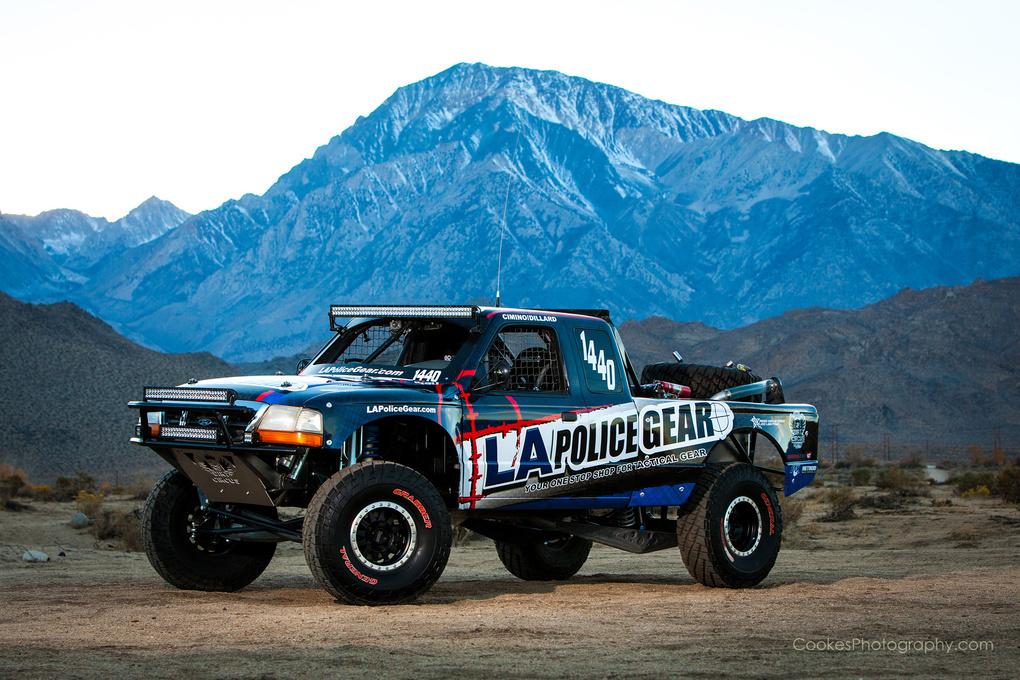 Ford Ranger   LAPG Off Road Race Team