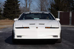 1989 Trans Am Turbo Pace Car