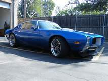 Trans Am on Forgeline GA3 Wheels