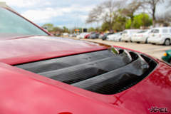 Red 2016 Cadillac CTS-V