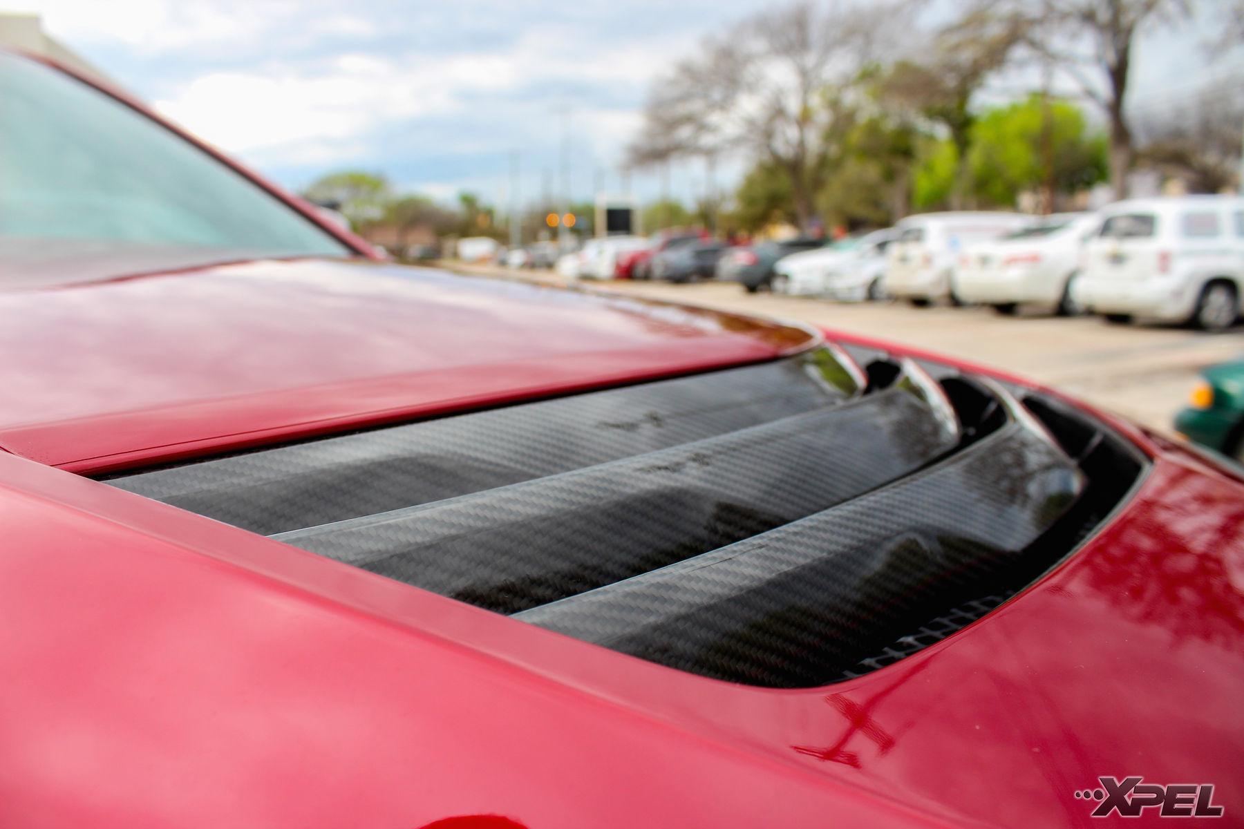 2016 Cadillac CTS-V   Red 2016 Cadillac CTS-V