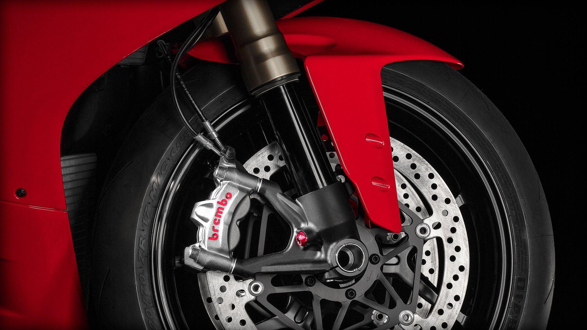 2015 Ducati 1299 Panigale   1299 Panigale - Brembo