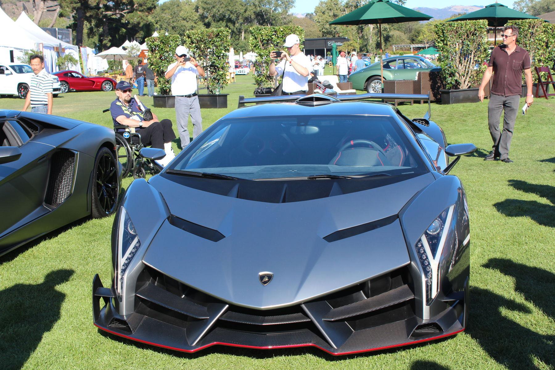 Lamborghini  | Lamborghini Veneno