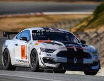 PF Racing Wins at Laguna Seca on Forgeline One Piece Forged Monoblock GS1R Wheels