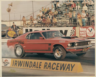 Galpin Drag Racing Irwindale