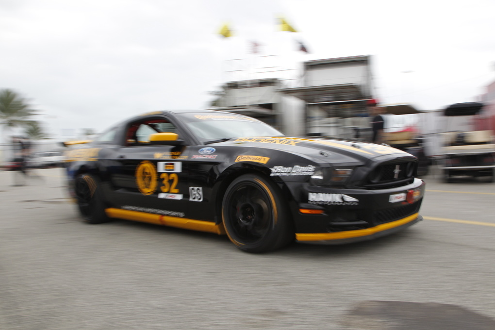 | Going so fast, it is all a blur on our Continental Tires