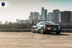 BMW i8 Charcoal - City