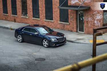 2016 Chrysler 300 | Chrysler 300 - Top Passenger Side Shot