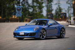 Glaswerks DMV 991 Porsche 911 GTS on Center Locking Forgeline FU3C Wheels