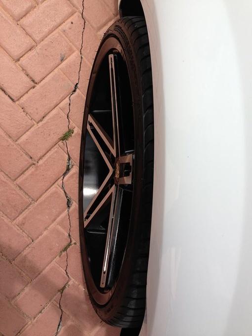 2012 Chevrolet Camaro | Chevy Camaro on Ruff R359's