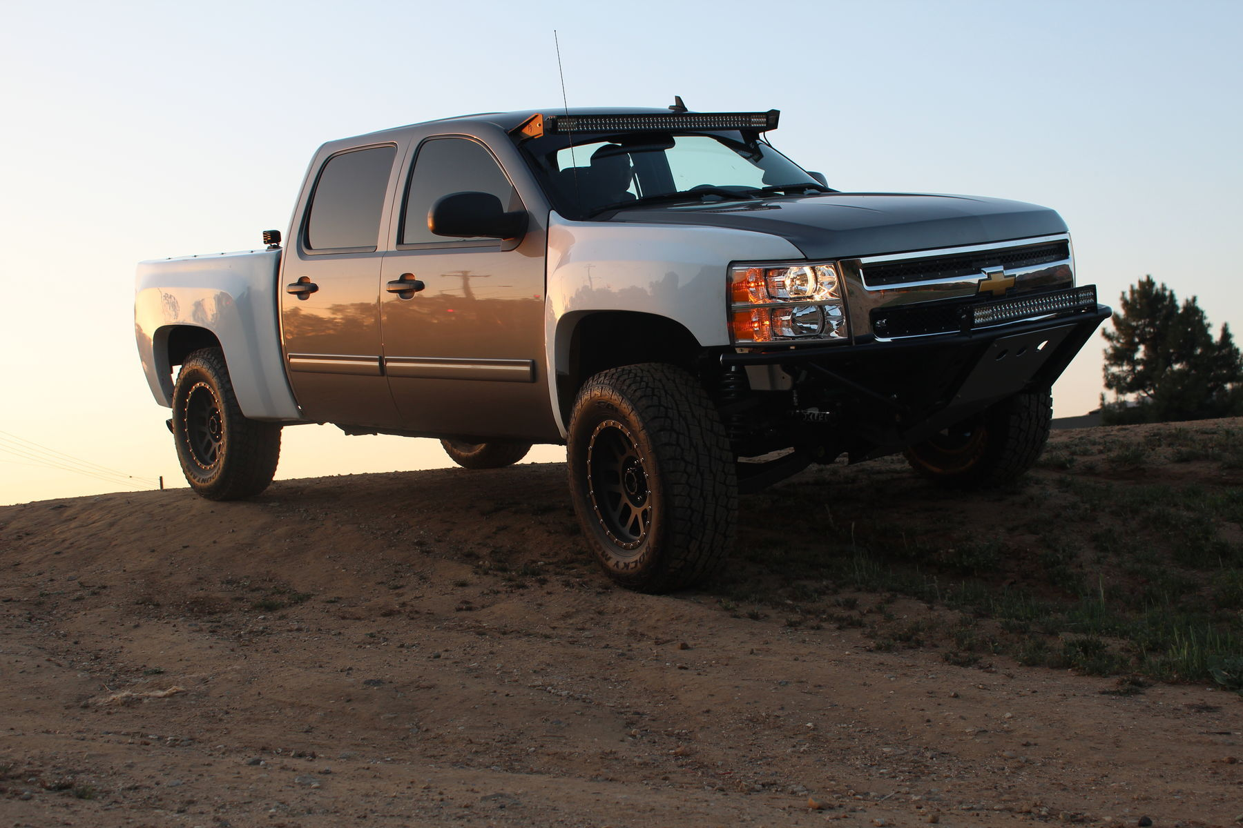 2012 Chevrolet C/K 1500 Series | Chevy Silverado 1500 Off-Road Build