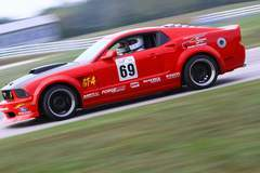 Kenny Brown M69 Mustang on Forgeline ZX3R Wheels