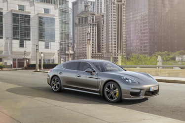 2014 Porsche Panamera | '14 Porsche Panamera Turbo S Executive Edition