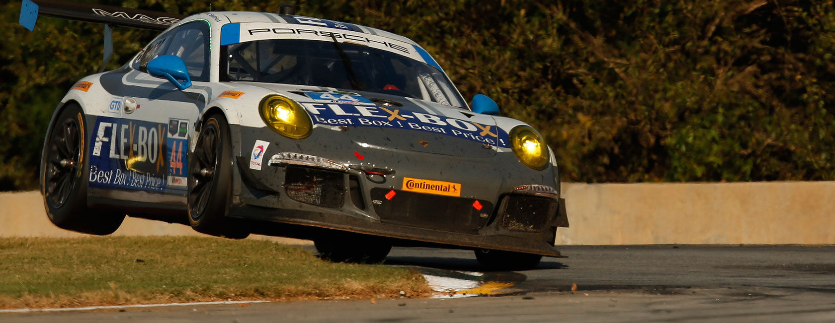Porsche 911 | Magnus Racing at 12 Hours of Sebring 2014
