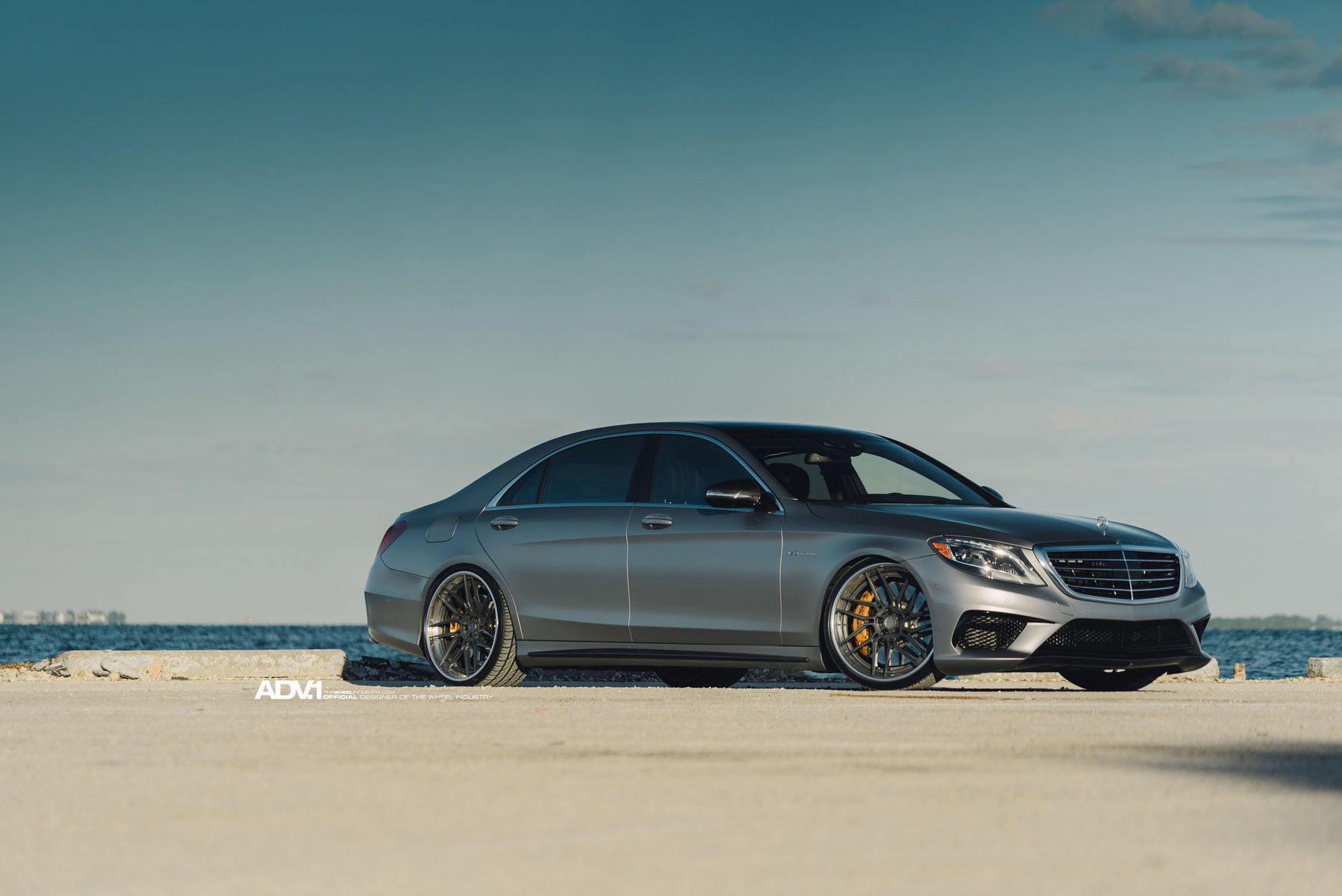 Mercedes-Benz S-Class   Mercedes S6 AMG Sedan