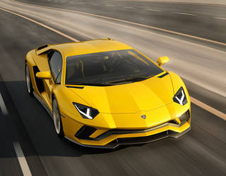 2017 Lamborghini Aventador | 2017 Lamborghini Aventador S