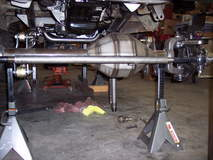 Currie Axles