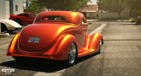 1936 Ford  | 1936 Ford 3 Window Coupe