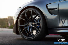 "BMW M3 on 20"" XO Luxury Wheels - Wheel Shot"