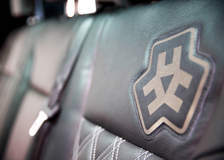 2016 Ford F-150 4x2 XLT SuperCrew by Hulst Customs - Erathr3 Embroidered into Seat