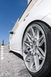 2010 Lexus IS 350 | '10 Lexus IS350 on Klutch KM20's